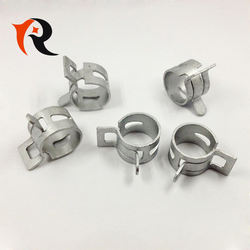 Zinc Plated Mini Spring Type Hose Clamp