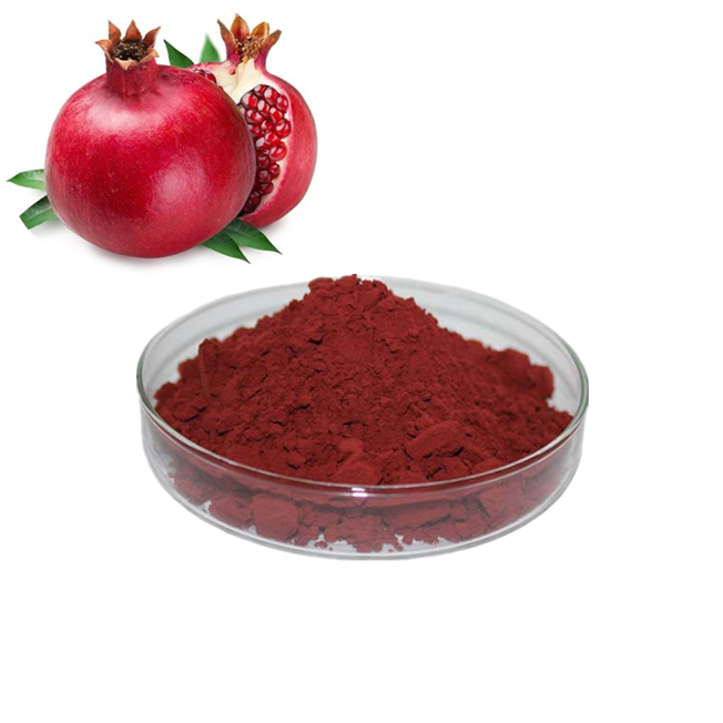 Organic Pomegranate Concentrate Extract Ellagic Acid