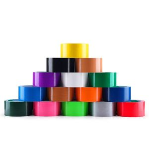 2020 Custom best price gaffer duct tape black binding adhesive cloth tape reinforced duct tape