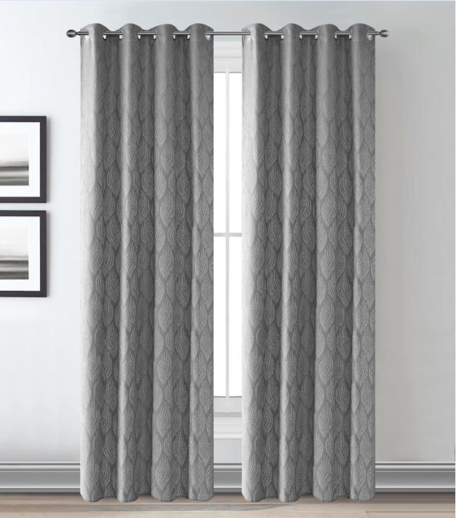Hotel curtains design and home used window curtain blackout style