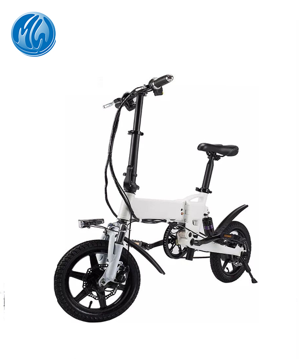 Customized OEM Rechargeable Lithium Battery Ebike has 3 DIfferent Modes 250W Electric Bikes