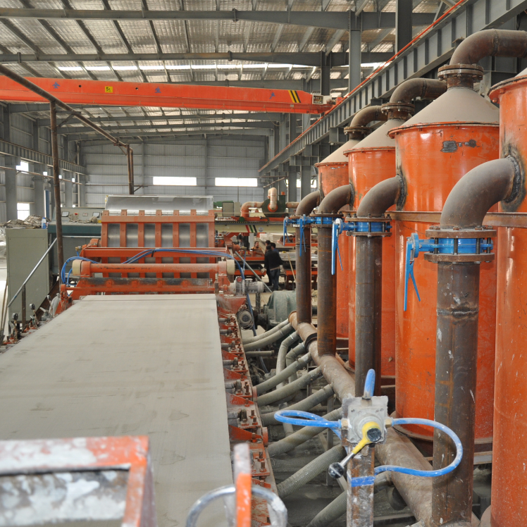 Fiber Cement Board Production Line/Calcium Silicate Board Machine/Gypsum Board Production Line