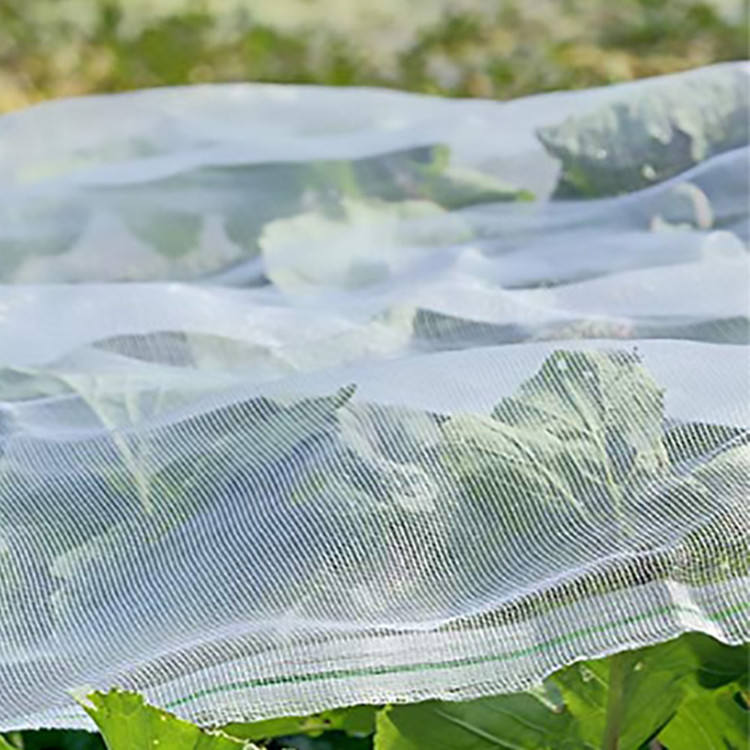 100% New HDPE Plastic Farm Vegetable Protection Insect Mesh Screen Net for Greenhouse Insect Proof Net