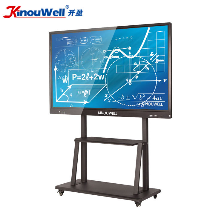 Aluminium Frame Smartboard/Interactive Writing Board Whiteboard Tempered Glass For Kids Rooms