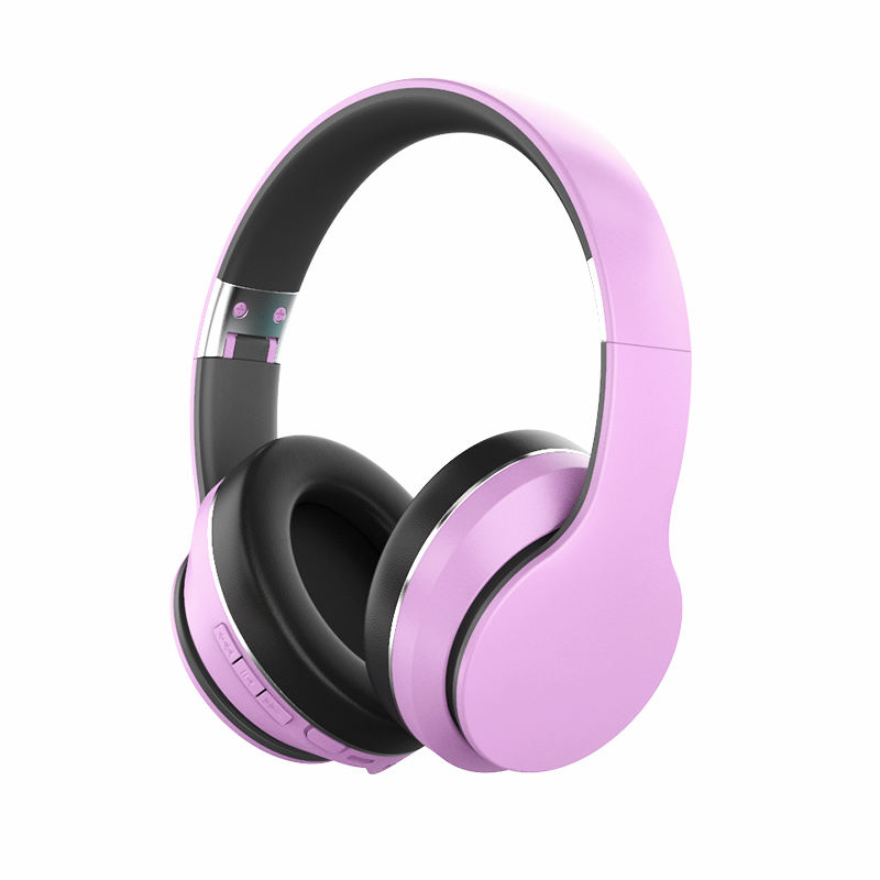Top Rated Perfect Geluid Noise Cancelling Over-Ear Hoofdtelefoon Anc Blue Tooth Draadloze Headset