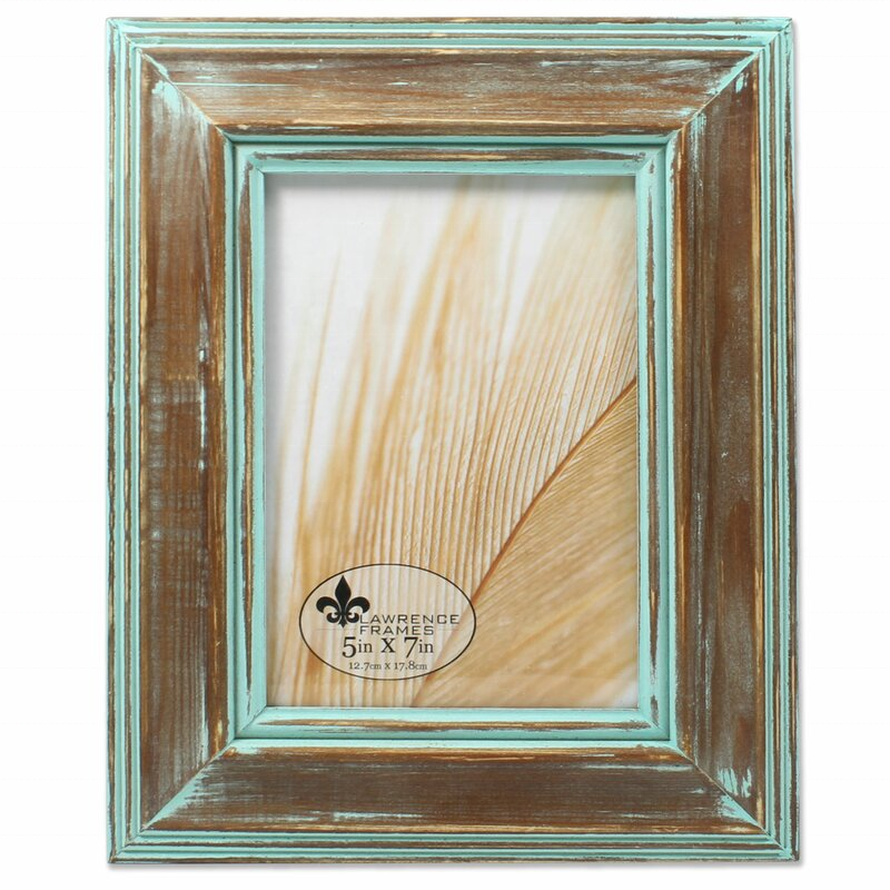 Teal Farmhouse Pallet Wood Shiplap Clip Tabletop Picture Home