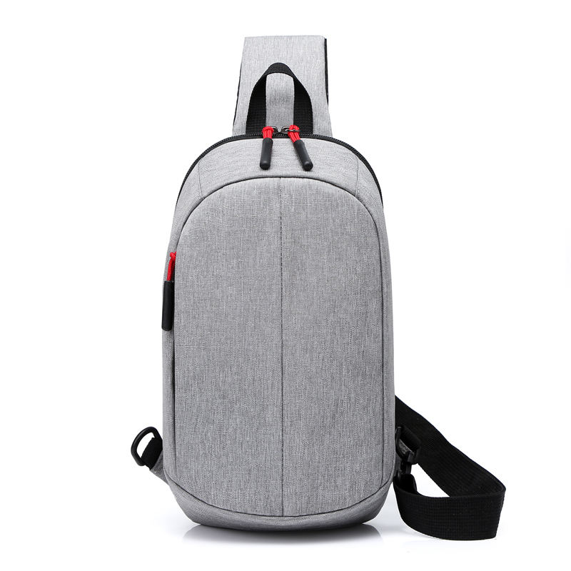 Sling bag High density Oxford fabric Comfortable handle Light weight easily carry it everwhere bag
