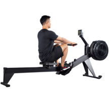 Vimdo New Generation Commercial CrossFit Gym Equipment Air Rower Rowing Machine for Fitness
