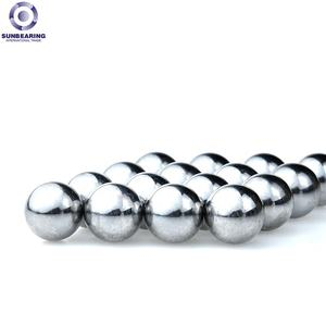 China Lager Ballen Rvs Ballen of Chrome Staal Ballen