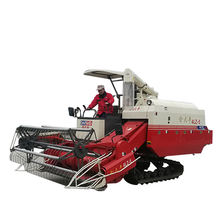 Types Of rice harvester Mini combine Harvester price for sales