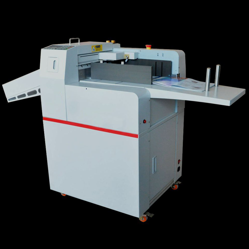 U-365 Automatic digital creasing and perforating machine