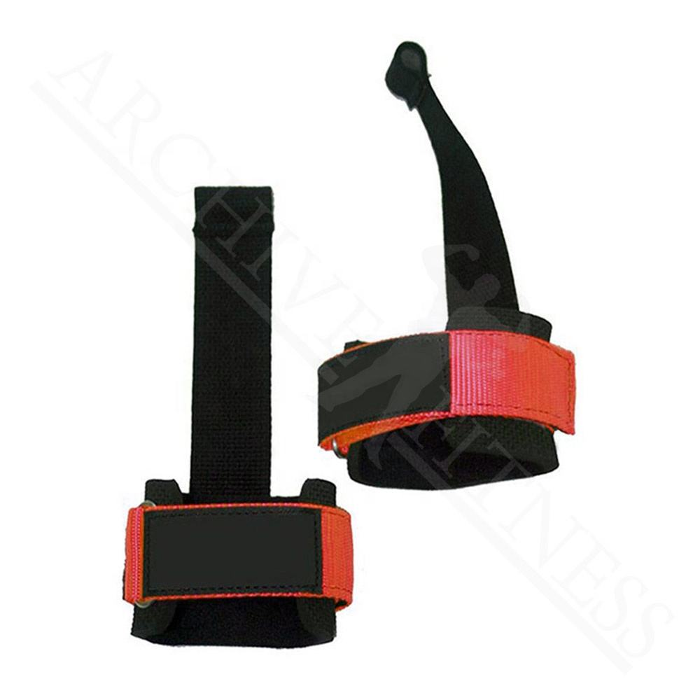 Weightlifting Wrist Straps Gym Power Lifting Straps