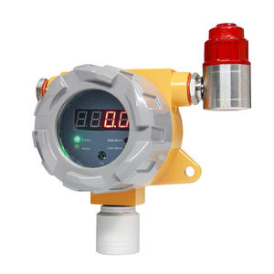 Factory Produce SO2 SO3 Gas Detector Fixed Gas Leak Detector With Anti-Interference Alarm Device