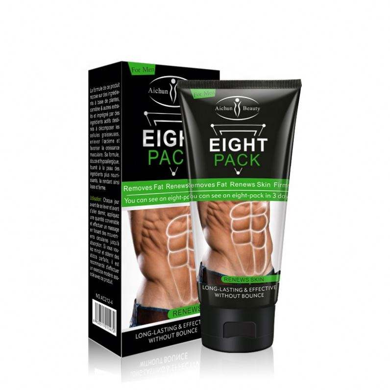 Aichun Beauty Best Magic Men Women Weight Loss Eight Pack Fat Burning Abdominal Muscles Belly Body Stomach Slimming Cream