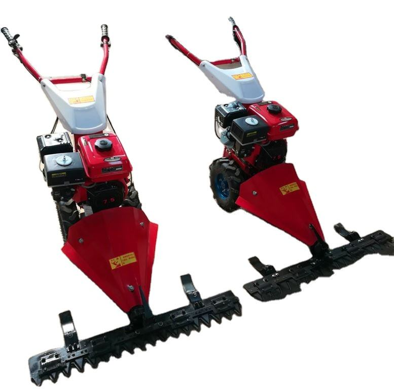 Gasoline Diesel Powered Small Farm Mowers Forage Orchard Mowers