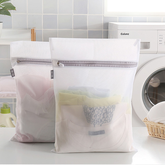Different Size Polyester Travel Laundry Clothing Mesh Wash Bag