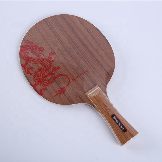 NO.12 professional table tennis blade equivalent to 30101 thickening Hinoki high performance carbon Candlenut