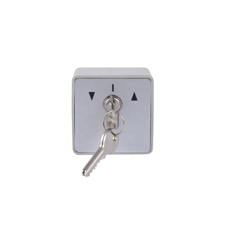 Exquisite Workmanship Hot Sale Key Switch for Roller Shutter