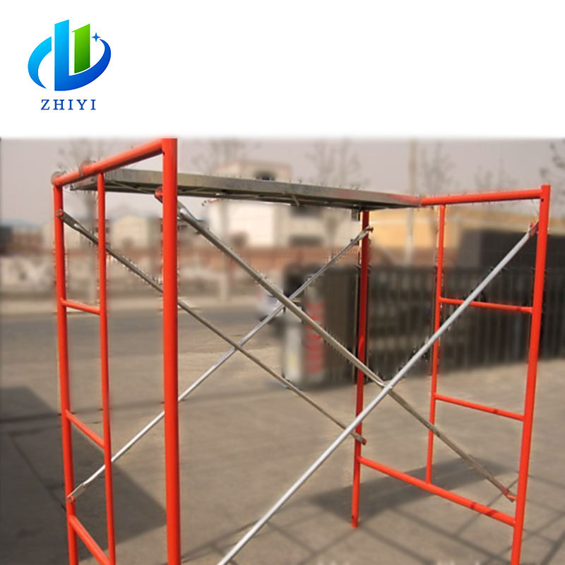 scaffolding system telescopic scaffolding tower