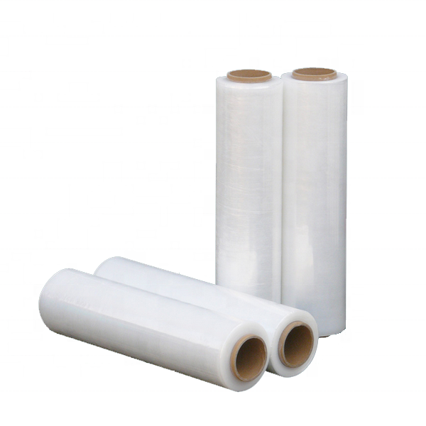 Good packing soluction Low Density PE Pallet Wrap Film/pallet wrap for manual and machine use