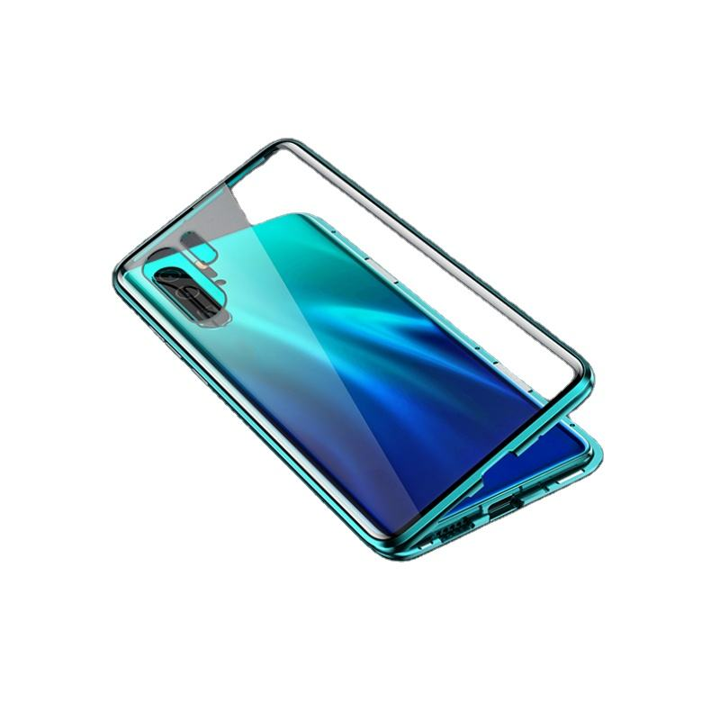 Double Sided tempered glass Case For xiaomi mi note 10 pro Magnetic phone cover For xiaomi note 10 case xiomi note10 Metal coque