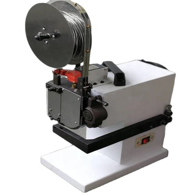 Cheap stapler/stitching machine/ single-head wire stapler for sale