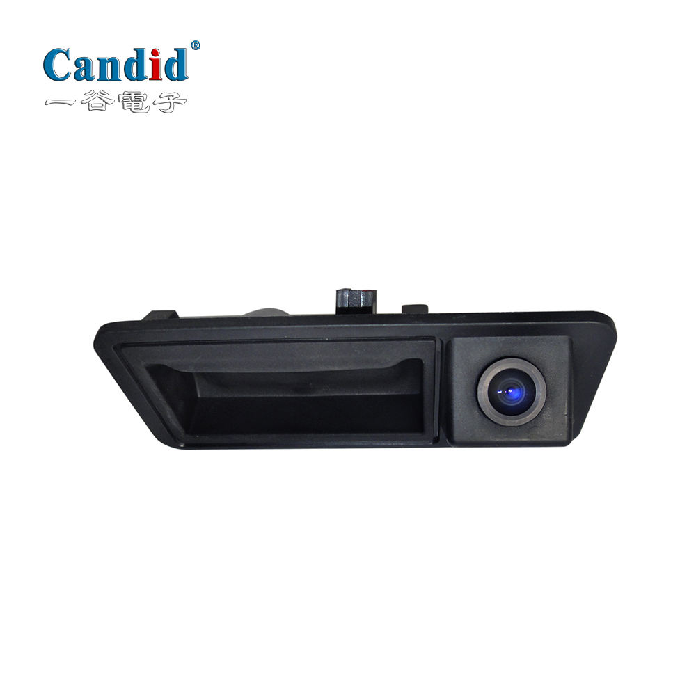 Candid hidden car handle camera CCD camera for SKODA 2016-18 Superb & 16-18 OCTAVIA