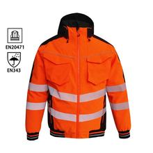 Guard uniforms waterproof work clothes safety workwear uniform