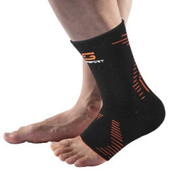 Hot Selling ankle Support Sleeve compression elastic ankle sleeve for workout