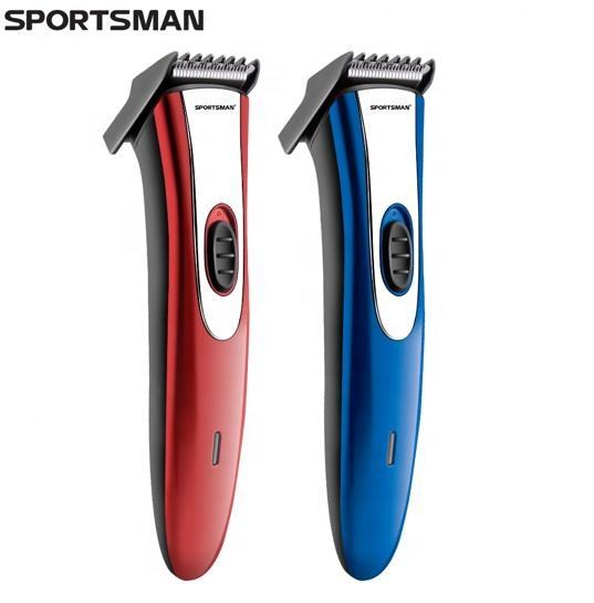 Sportsman 657 Electric Razor Cutting Professional Useful Powerful Clean Hair Trimmer