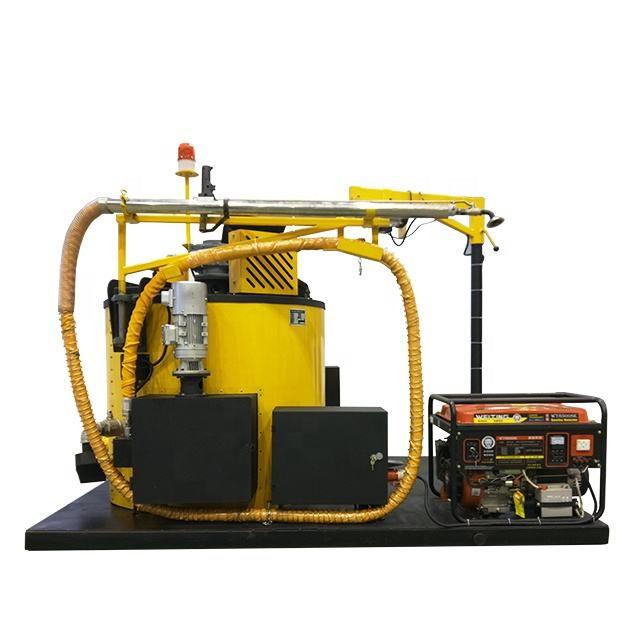 Asphalt Crack Filler Joint Sealing Machine Road Crack Sealing Machine Pothole Repairing Road Maintenance Equipment