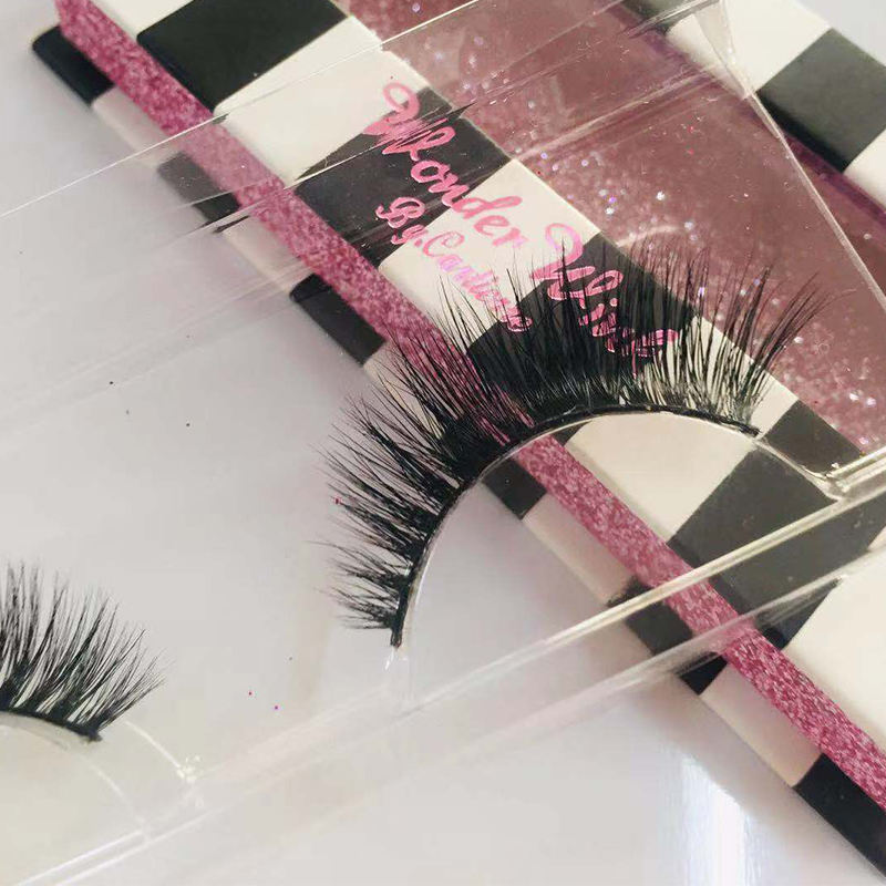 Nicetime Lashes Echthaar material und Private Label/OEM-Service/kunden spezifisches Verpackungs paket Falsche <span class=keywords><strong>Wimpern</strong></span> verpackungs box