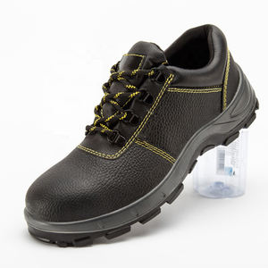 hot selling High Quality cheap price industrial shoes Security Guard Work Boots Woodland Safety Shoes for Engineers RH061