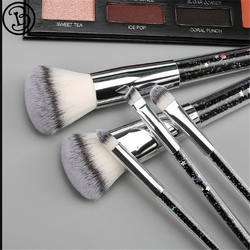 Hot selling 5pcs makeup brushes private label