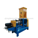 Hot sale CE approved aquatic floating fish feed pellet processing production line