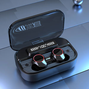 Buy 90PCS Ship 100PCS True Wireless Earbuds Bluetooth G05 IPX7 Waterproof TWS Bluetooth Earphone with 2000mAh Charging Case