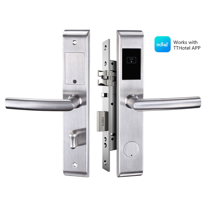 Tediton Custom Bluetooth APP Digital Hotel Lock System with Opera PMS