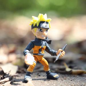 High Quality Plastic Naruto action figure toys Japanese naruto action figure