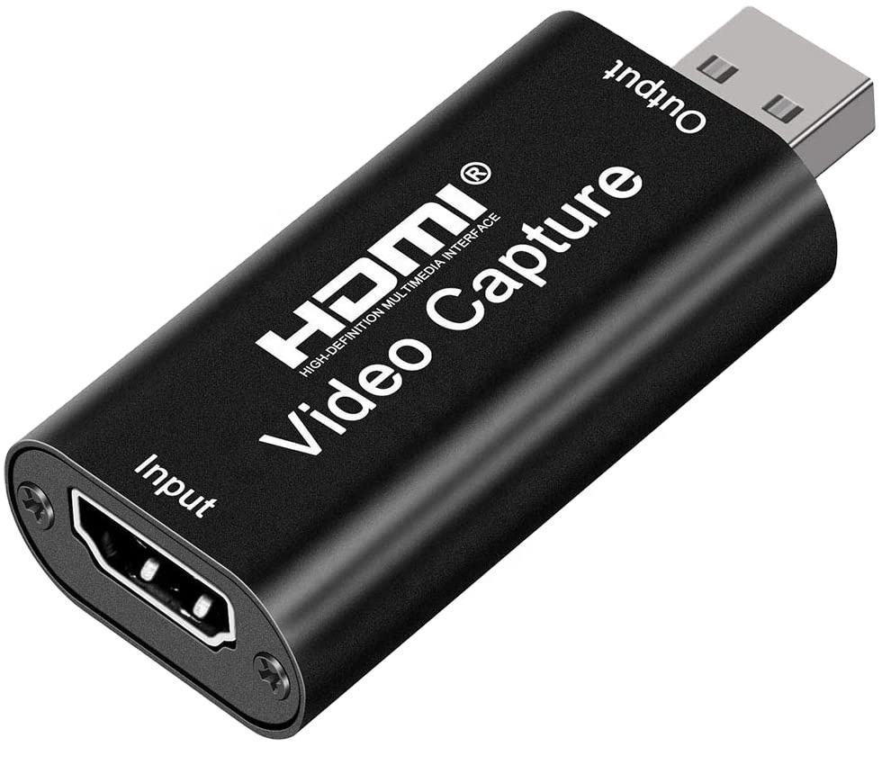 Großhandel Full HD 1080p USB 2,0 Rekord HDMI Audio Video Capture Card direct