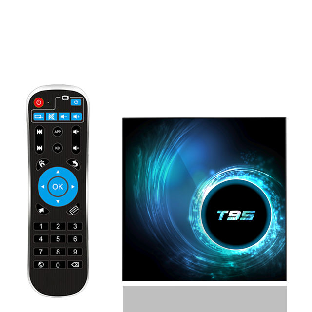 2020 neueste Android 10,0 tv box T95 <span class=keywords><strong>Allwinner</strong></span> H616 4GB 32GB 64GB Wifi IPTV Smart Android Tv box 4K 6K 2GB 16GB T95 Set Top Box