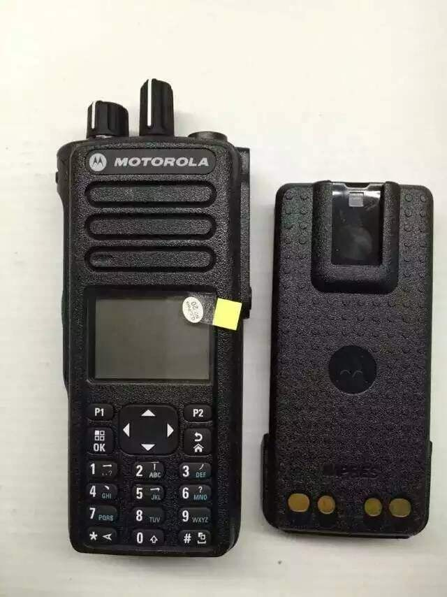 Original DP4800 VHF Digital Radio
