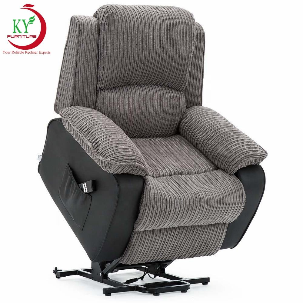 JKY Furniture Medical Hospital Power Lift Up And Tilt Assist Chair For Elderly And Disabled Patient