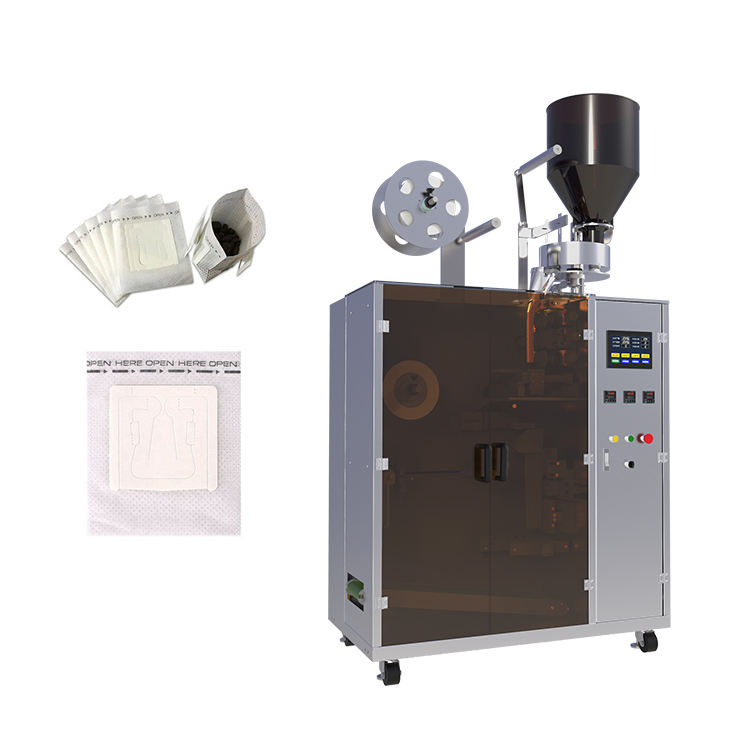 Drip coffee sachets bag packing machine full automatic packing