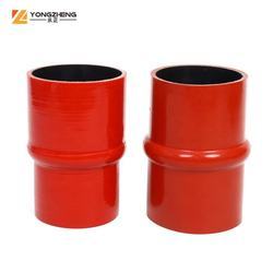 "2.0"" ID *3"" High Performance Silicone Hump Hose radiator coupler hose tube pipe  red blue black colour"