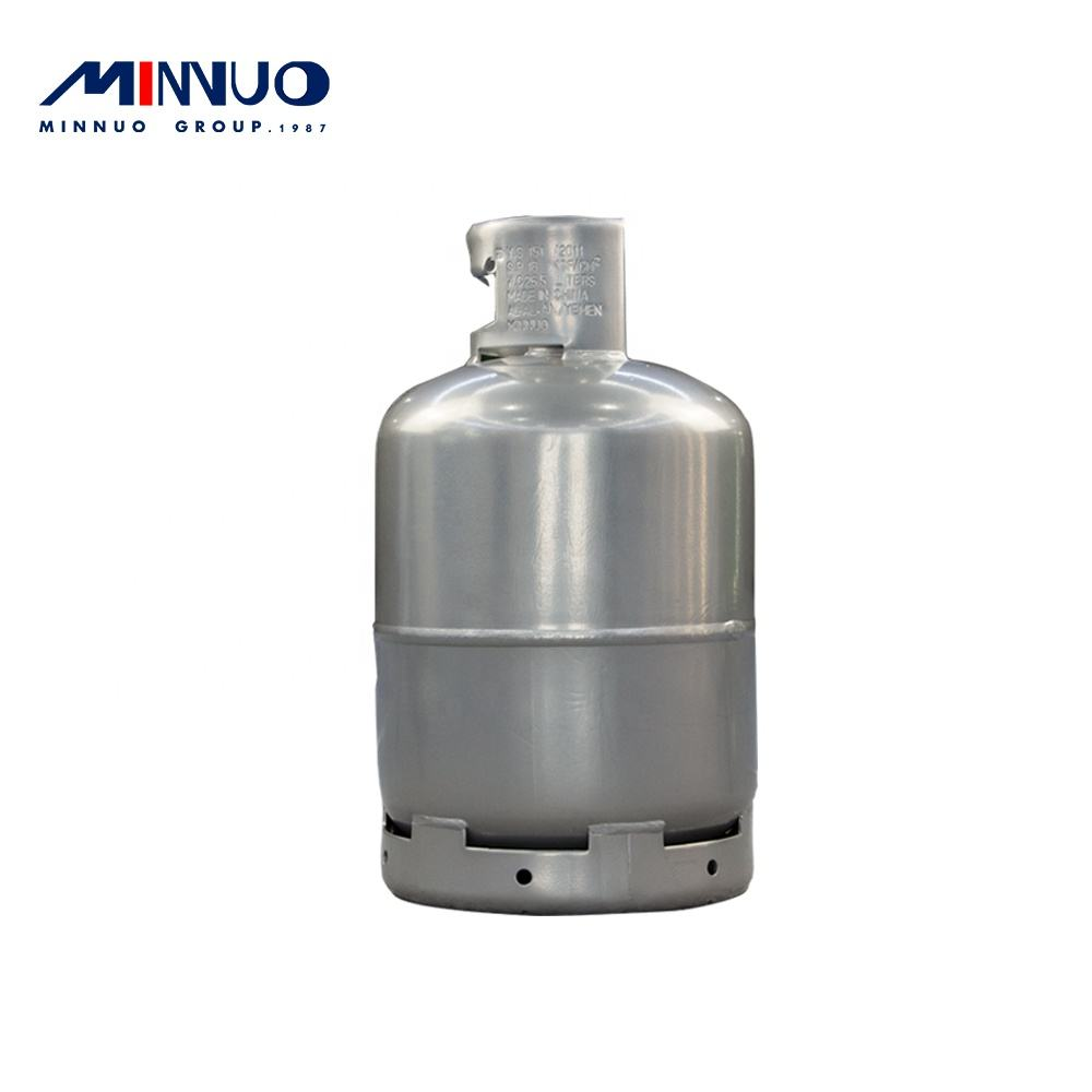 2021 Minnuo brand 12.5kg gass cylinder for Yemen with ISO/TPED/DOT