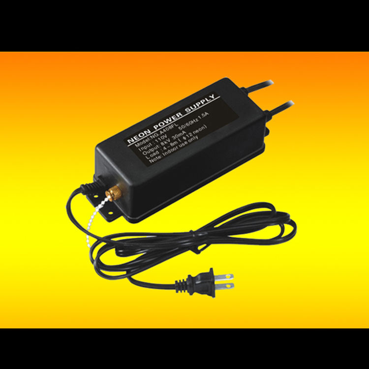 neon power supply with TUV approved