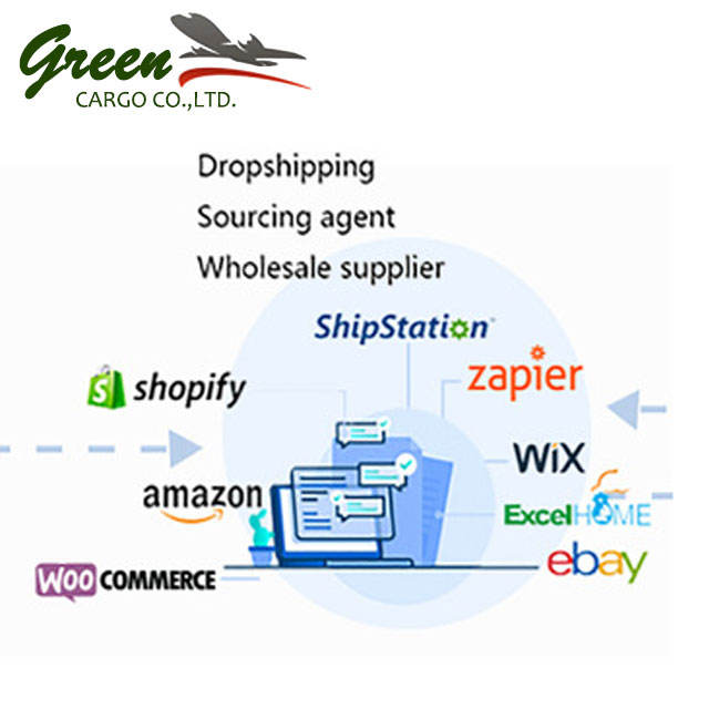 Dropshipping shopify woocommerce sourcing agente