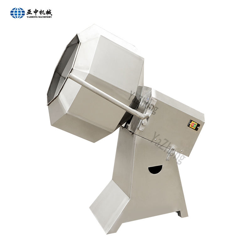 snack food machinery seasoning mixer food potato chips seasoning machine