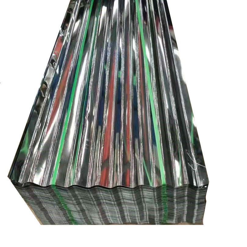 0.18mm thickness GI Galvanized Corrugated Iron Sheet Zinc Metal Roofing steel Sheet