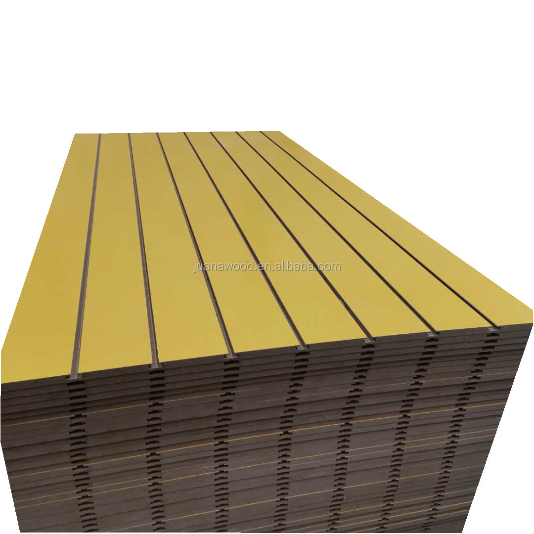 best quality display melamine plywood mdf wall panel